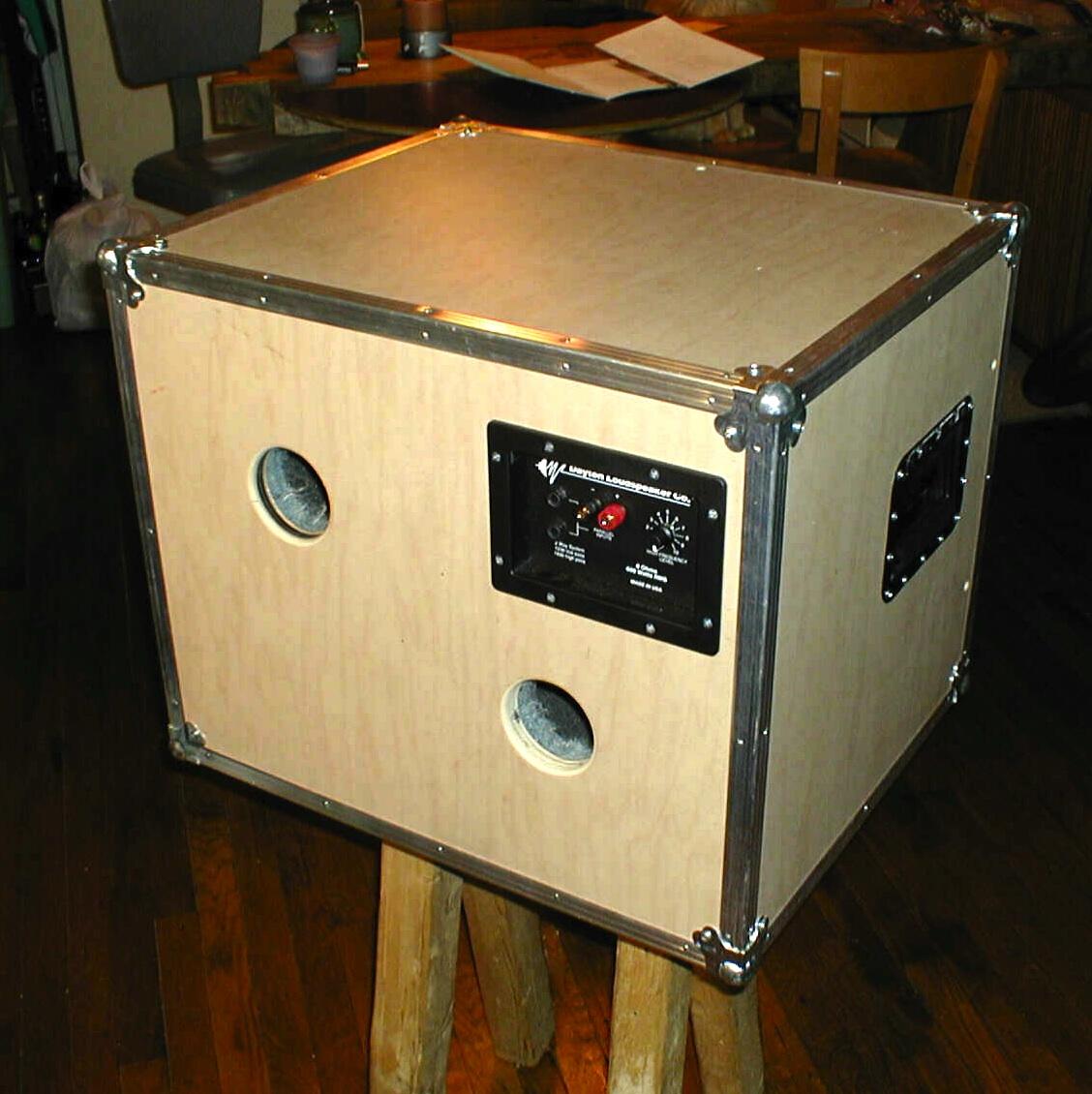 Diy Bass Cabinet - Cabinets Ideas